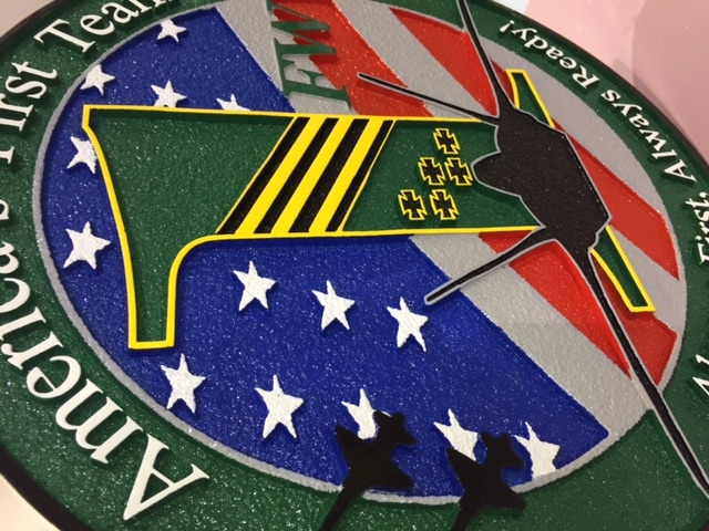 Wholesale Military Shields and Plaques - Outdoor-Signs com